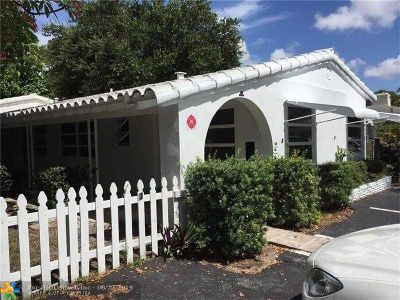 Fort Lauderdale Multi Family Home For Sale: 19 SE 12th Ave