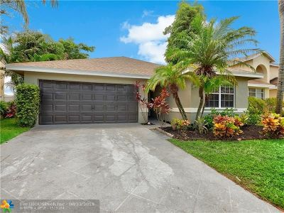 Boynton Beach FL Single Family Home For Sale: $324,900