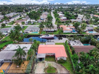 Pompano Beach Single Family Home For Sale: 1520 SW 4th Ave