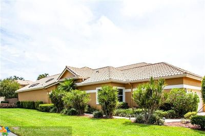 Boca Raton Single Family Home For Sale: 2497 NW 66th Dr