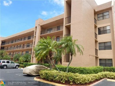Sunrise Condo/Townhouse For Sale: 10467 Sunrise Lakes Blvd #308