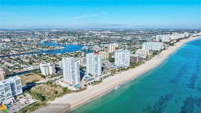 Pompano Beach Condo/Townhouse Backup Contract-Call LA: 1360 S Ocean Blvd #2501