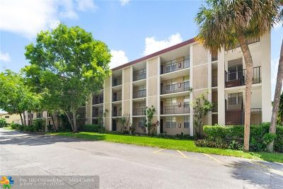 Lauderdale Lakes Condo/Townhouse For Sale: 2649 NW 48th Ter #329