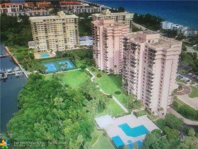 Boca Raton Condo/Townhouse For Sale: 2003 N Ocean Blvd #1701