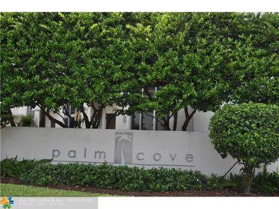 Pompano Beach Condo/Townhouse For Sale: 3268 NE 15 St #3268