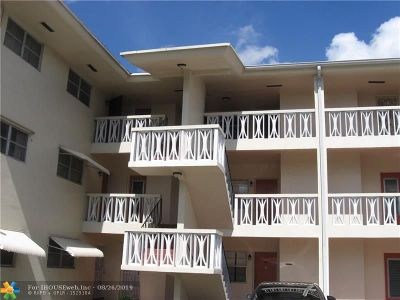 Plantation Condo/Townhouse For Sale: 4770 NW 10th Ct #304 #304
