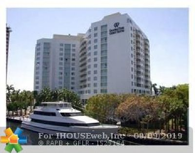 Fort Lauderdale FL Condo/Townhouse For Sale: $239,000