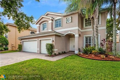 Miramar Single Family Home For Sale: 17852 SW 35th Ct