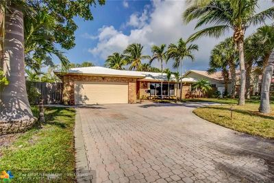 Fort Lauderdale Single Family Home For Sale: 2771 NE 57th Ct