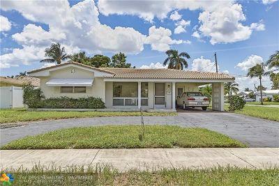 Pompano Beach Single Family Home Backup Contract-Call LA: 140 SE 3rd St