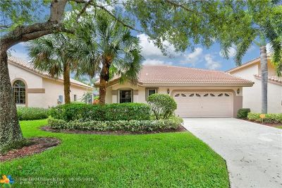 Plantation Single Family Home For Sale: 10350 NW 16th Ct