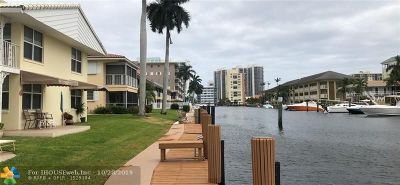 Fort Lauderdale FL Condo/Townhouse For Sale: $149,999