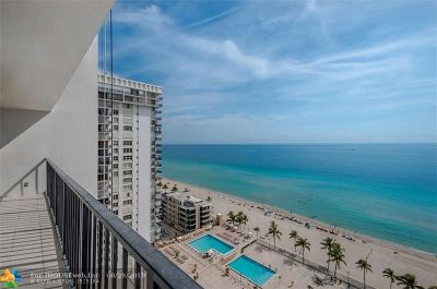Hollywood Condo/Townhouse For Sale: 2401 S Ocean Dr #2102