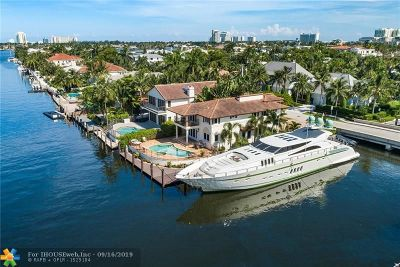 Fort Lauderdale Single Family Home For Sale: 1501 SE 11th St