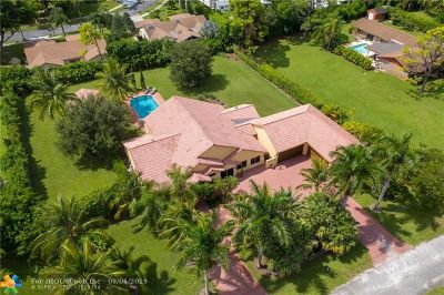 Delray Beach Single Family Home For Sale: 3792 Lone Pine Rd