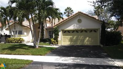 Davie Single Family Home For Sale: 12761 SW 8th Ct