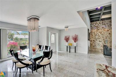 Pompano Beach Single Family Home Backup Contract-Call LA: 3105 Estates Dr