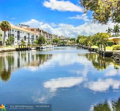 Pompano Beach Condo/Townhouse For Sale: 1439 S Ocean Blvd #104