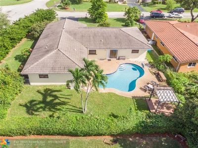 Coral Springs Single Family Home For Sale: 11788 NW 27th St