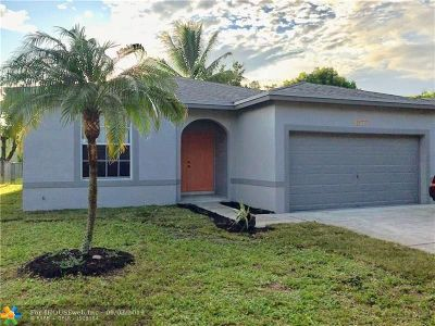 Pompano Beach Single Family Home For Sale: 1577 NW 7th Ln