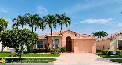 Miramar Single Family Home For Sale: 11481 SW 20th Street