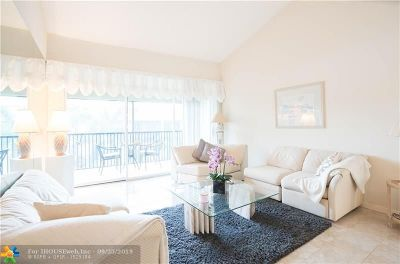 Pompano Beach Condo/Townhouse For Sale: 2121 S Ocean Blvd #703