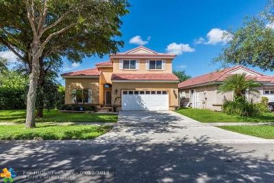 Miramar Single Family Home For Sale: 4480 SW 153rd Ave