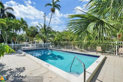 Fort Lauderdale Condo/Townhouse For Sale: 417 NE 17th Ave #9