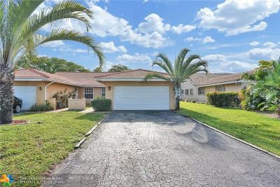 Coral Springs Single Family Home For Sale: 2993 NW 103rd Ln