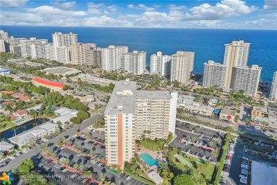 Fort Lauderdale Condo/Townhouse For Sale: 3300 NE 36th St #1417