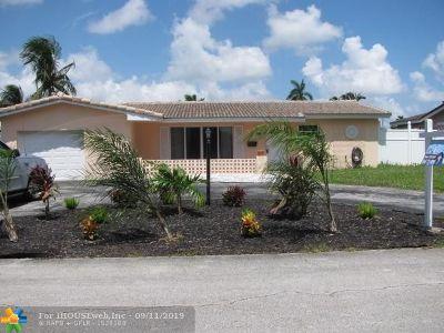 Fort Lauderdale Single Family Home For Sale: 1449 NE 57th St