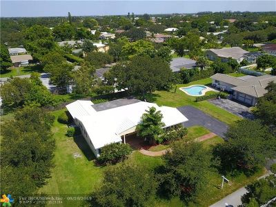 Coral Springs Single Family Home For Sale: 3603 NW 85th Ave