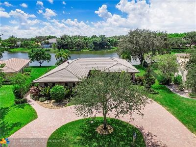 Coral Springs Single Family Home Backup Contract-Call LA: 9994 NW 19th St