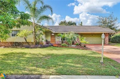 Coconut Creek Single Family Home Backup Contract-Call LA: 4340 NW 4th Ct