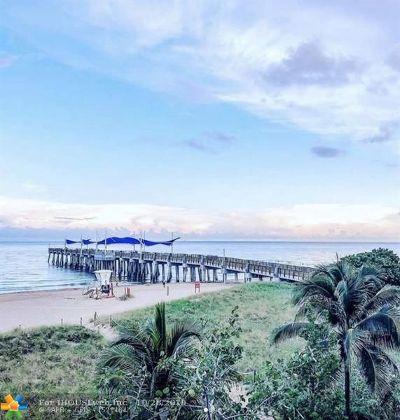 Pompano Beach Condo/Townhouse For Sale: 2850 NE 14th Street Cswy #203 B