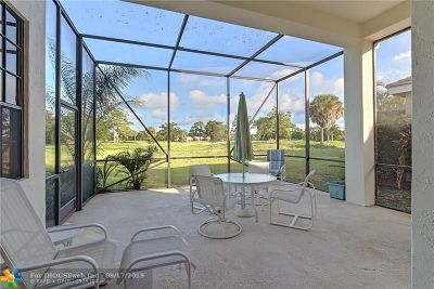 Delray Beach Single Family Home For Sale: 295 Sherwood Forest Drive