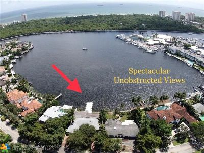 Fort Lauderdale Single Family Home For Sale: 1240 Seminole Dr