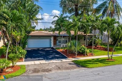 Plantation Single Family Home For Sale: 5821 SW 16th Ct