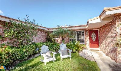 Fort Lauderdale Single Family Home For Sale: 5820 NE 14th Ter