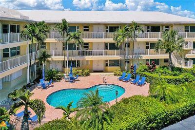 Fort Lauderdale Condo/Townhouse For Sale: 535 Hendricks Isle #307