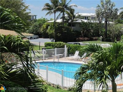 Pompano Beach FL Condo/Townhouse For Sale: $169,000