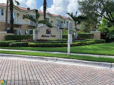 Miramar FL Condo/Townhouse For Sale: $289,900