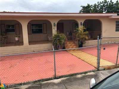 Miami Single Family Home For Sale: 111 NW 39th Ave