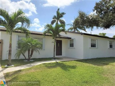 Miramar Single Family Home For Sale: 1721 SW 96th Ave