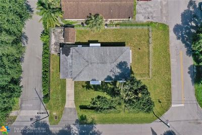 Fort Lauderdale Single Family Home For Sale: 1954 SW 29th Ave