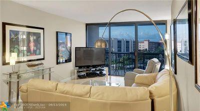 Boca Raton Condo/Townhouse For Sale: 2687 N Ocean Blvd #G605