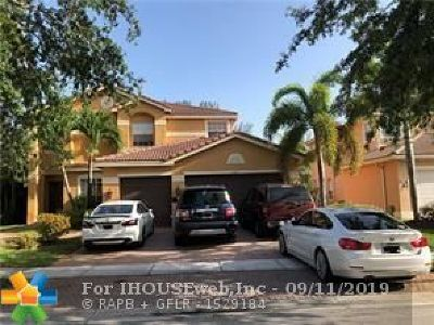 Miramar Single Family Home For Sale: 18582 SW 55th St