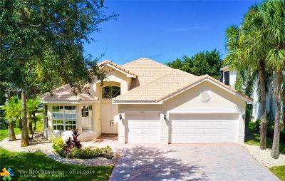 Boca Raton Single Family Home For Sale: 19091 Two River Ln