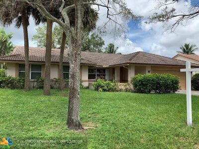 Coral Springs FL Single Family Home For Sale: $394,900