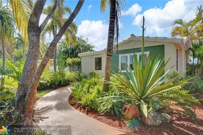 Fort Lauderdale Single Family Home Backup Contract-Call LA: 926 SW 21st St